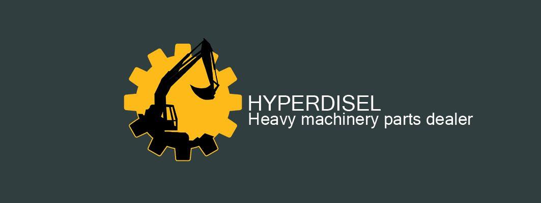 طراحی لوگو هایپر دیزل